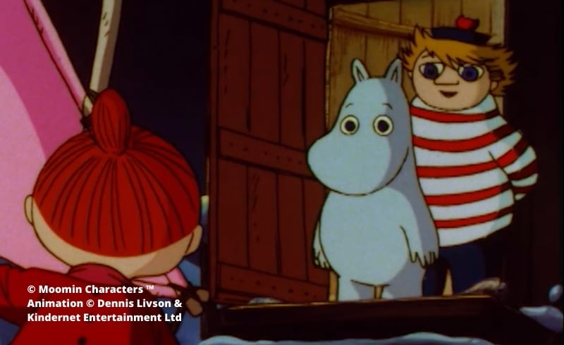 ArtScience on Screen: A very Moomin Christmas