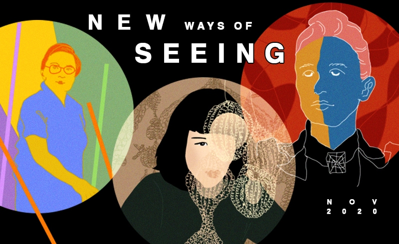 ArtScience on Screen: New Ways of Seeing