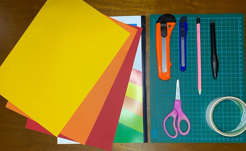 Make Your Own: Architecture-Inspired Pop-Up Card