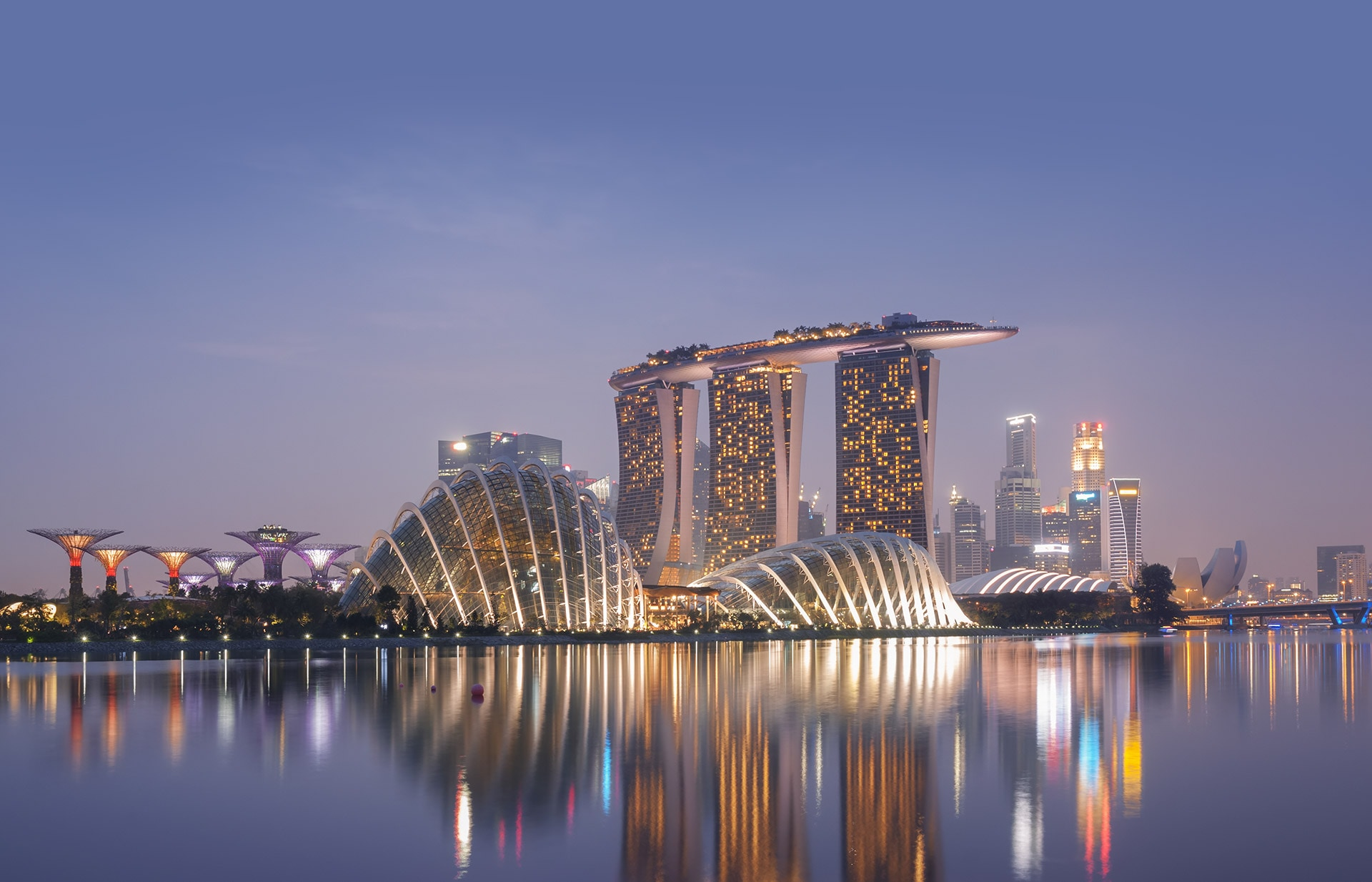 A Guide to Your Stay At Marina Bay Sands