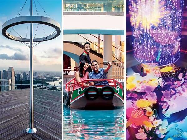 Attractions | Things To Do in Singapore | Marina Bay Sands