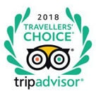 TripAdvisor Travellers' Choice Awards 2018