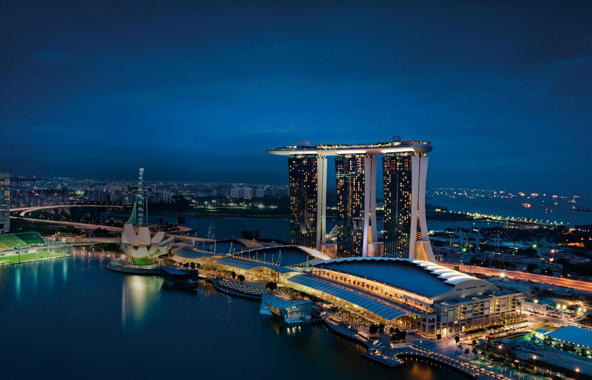 Why Meet At Marina Bay Sands