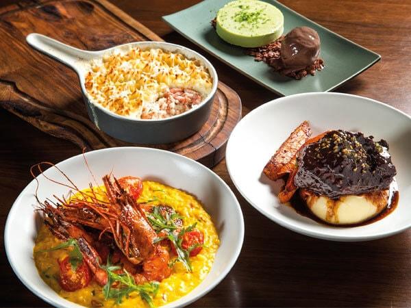 Bread Street Kitchen Restaurant In Singapore Marina Bay Sands