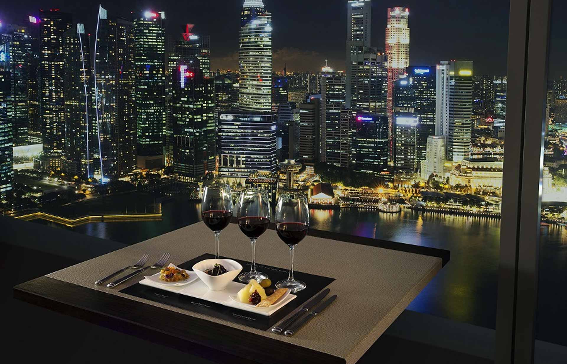 Justin Quek: Taking Singapore food to new heights