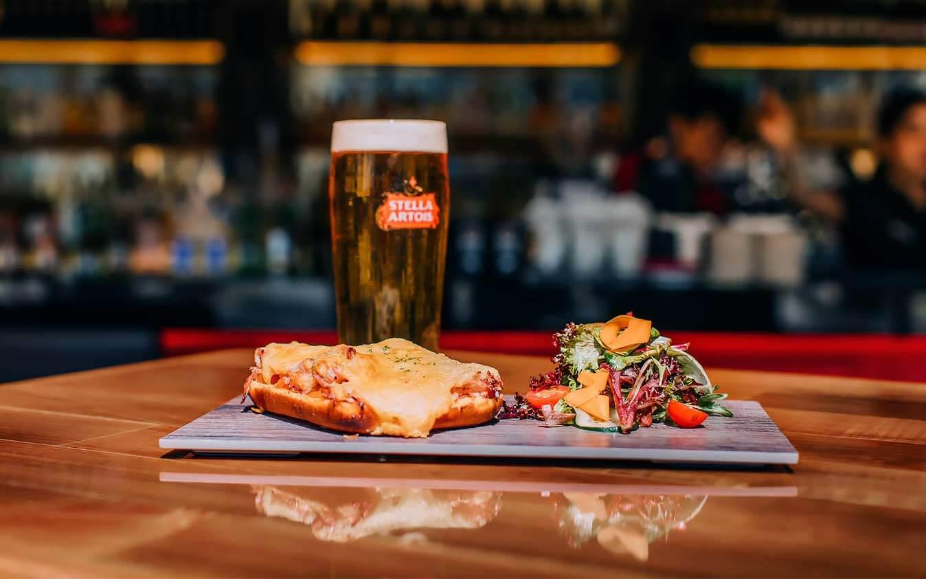 Dallas Cafe & Bar | Marina Bay Sands | Cafe