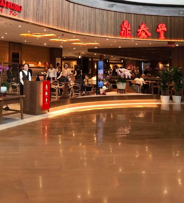 Din Tai Fung | Marina Bay Sands | Restaurant | Chinese