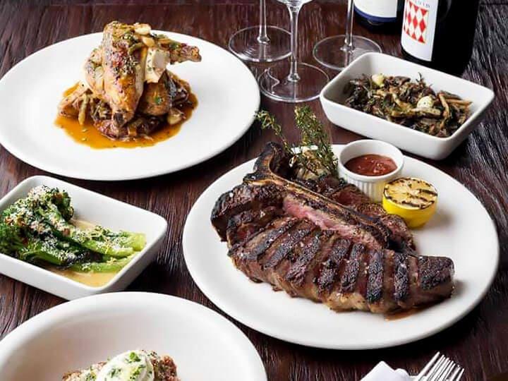 Restaurants And Bars Marina Bay Sands