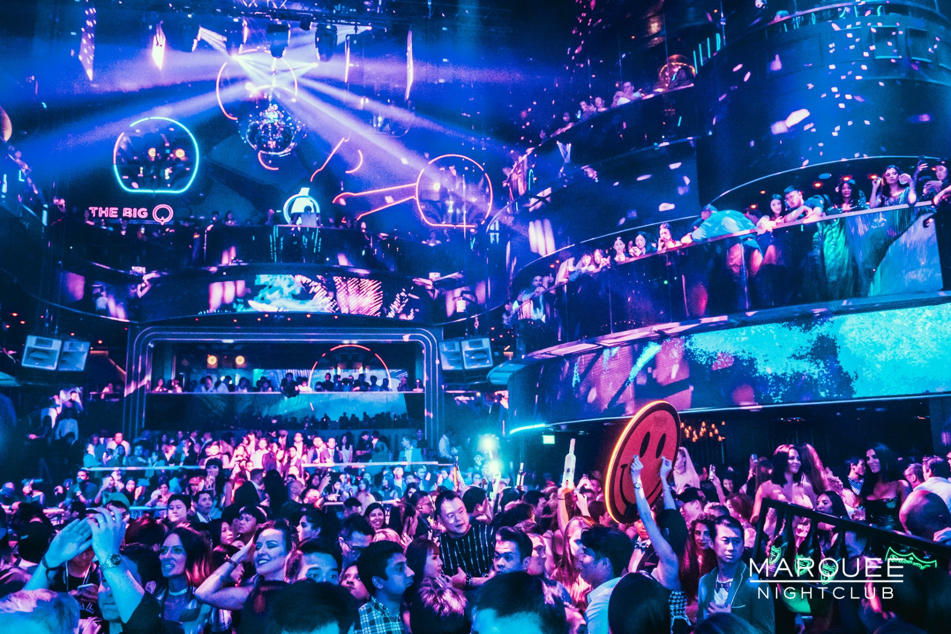 f85105e18599 MARQUEE Nightclub Singapore | Nightlife | Marina Bay Sands