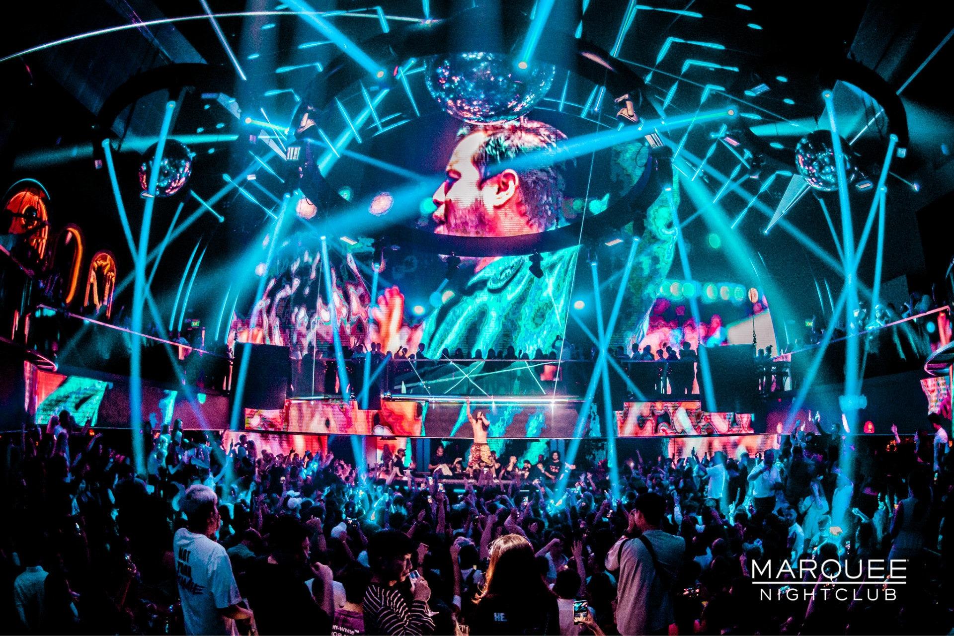 MARQUEE Nightclub Singapore | Nightlife | Marina Bay Sands