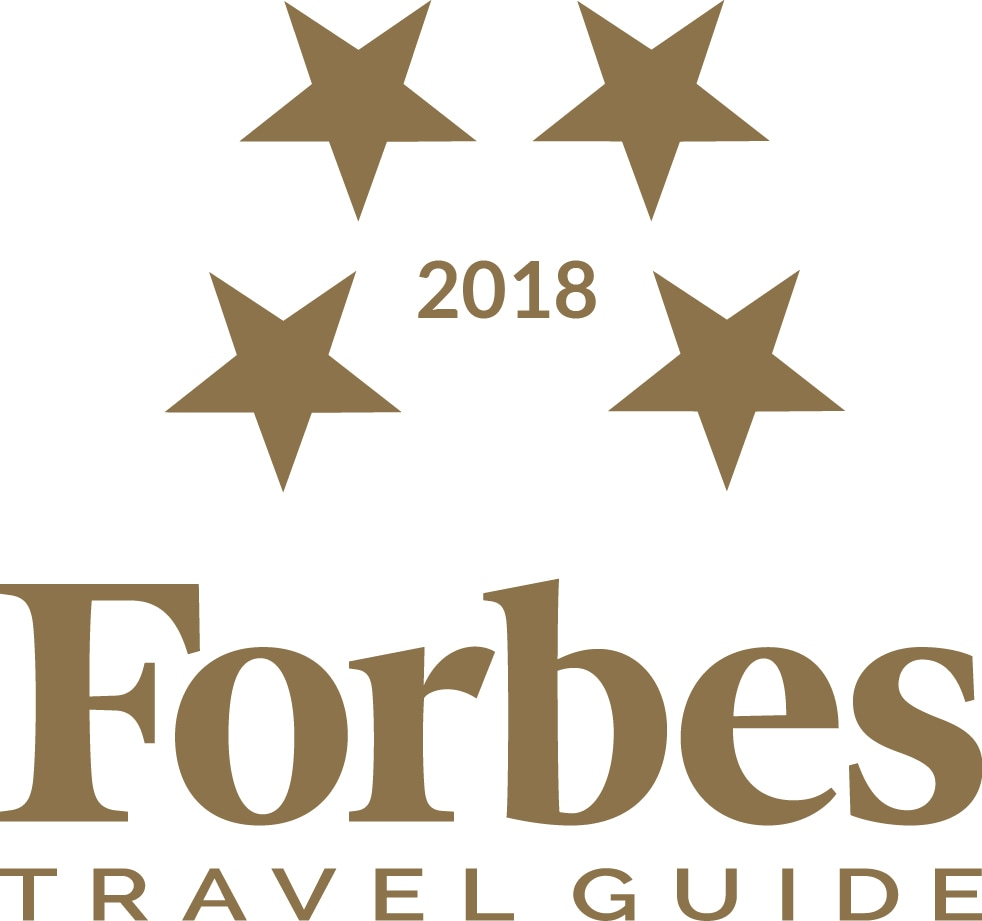 Forbes Travel Guide 2018 (Four-Star Restaurant)