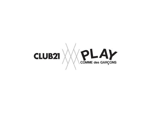 95c8ad1d41eb Club21 X PLAY Comme des Garçons