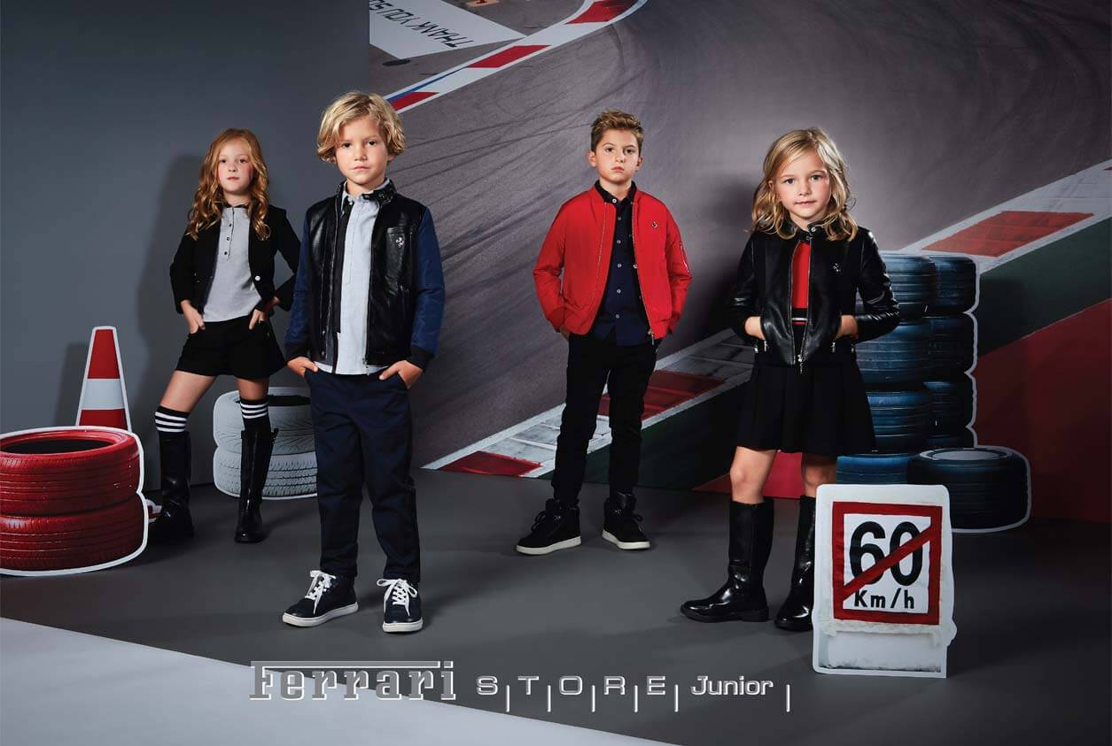 fa25068f8b3 Ferrari Store Junior
