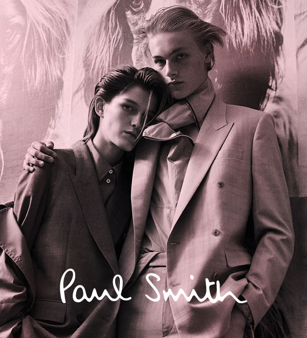 PAUL SMITH Singapore | Fashion | The Shoppes at Marina Bay Sands l ...