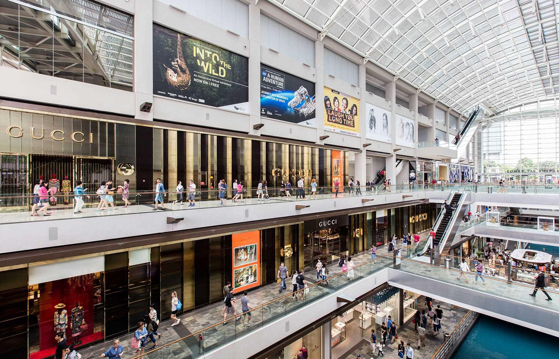 The Shoppes at Marina Bay Sands   Store Directory