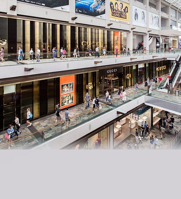 The Shoppes at Marina Bay Sands | Store Directory