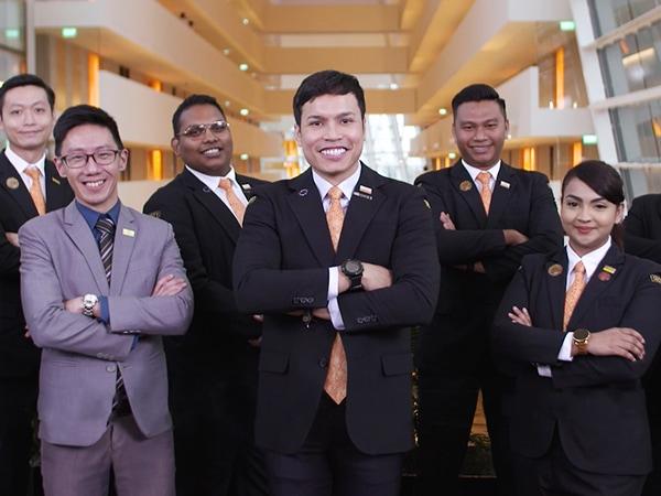 singapore casino career