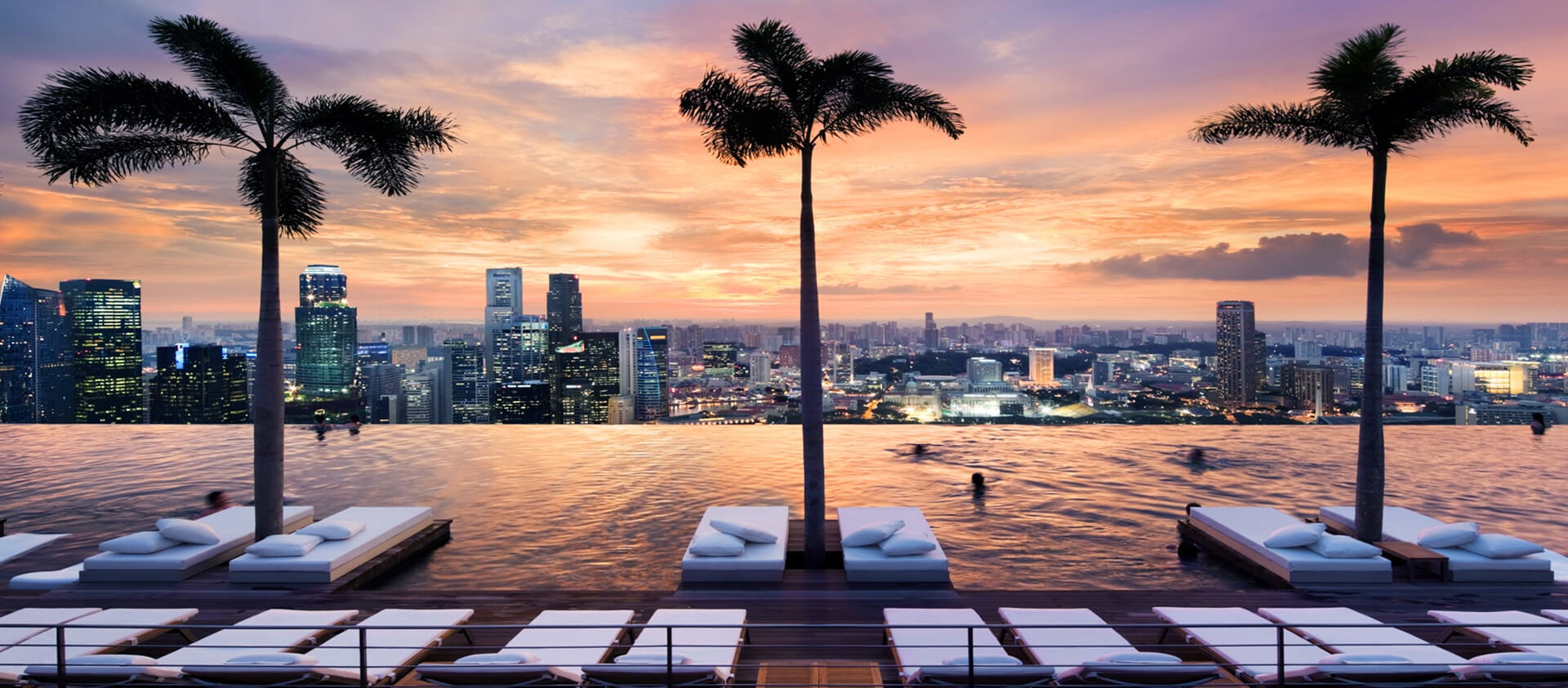 Singapore Luxury Hotel And Lifestyle Destination Marina Bay Sands