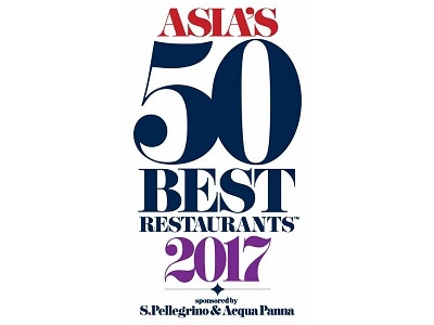 Asia's 50 Best Restaurants logo