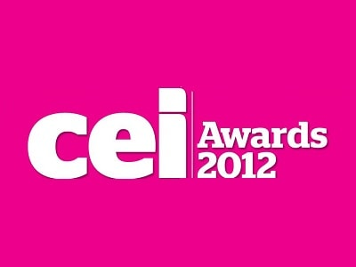 CEI Industry Awards 2012 logo