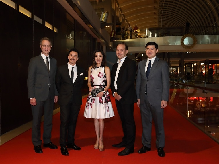Marina Bay Sands x SGIFF Red Carpet Events