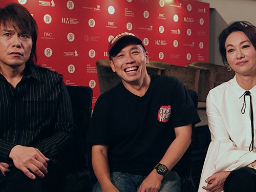Interview with YuHang Ho, Kara Hui, and WuBai at Marina Bay Sands