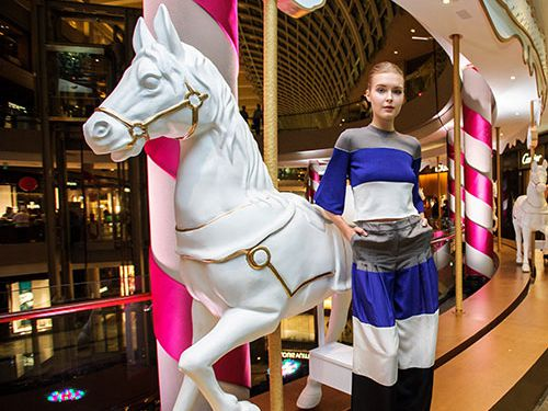 Retail Redux fashion event at Marina Bay Sands