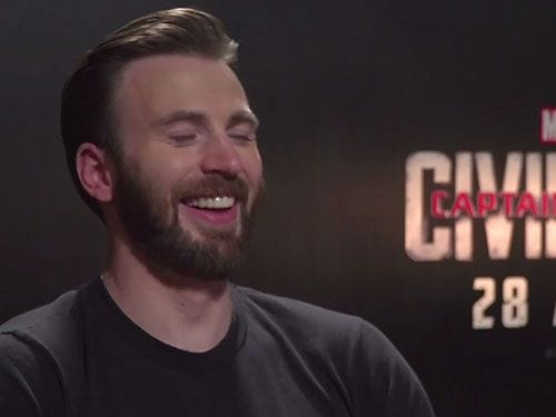 Team Cap Interview at Marina Bay Sands