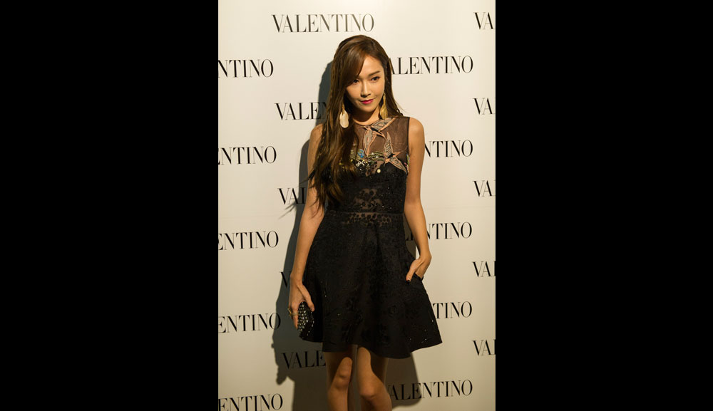 Valentina Opening Jessica Jung Gallery