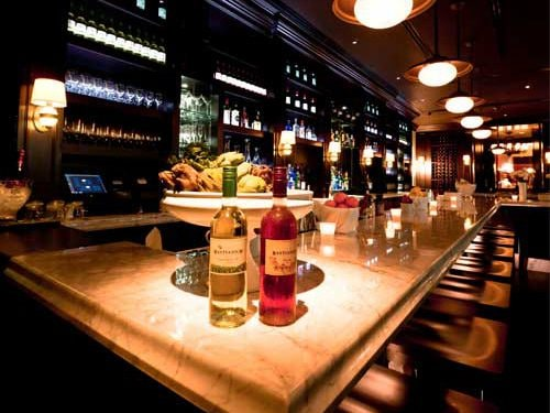 Amaro Bar at Osteria Mozza at Marina Bay Sands