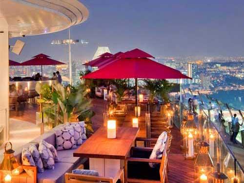 Best Restaurants In Marina Bay Sands Hotel