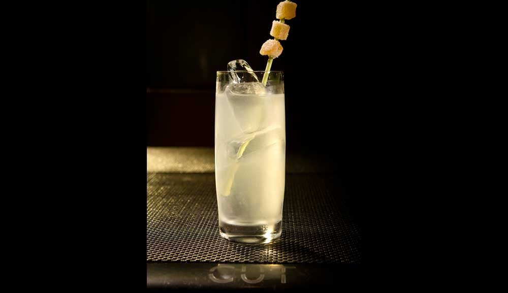 CUT Bar & Lounge - 'Nimbu Soda' Cocktail
