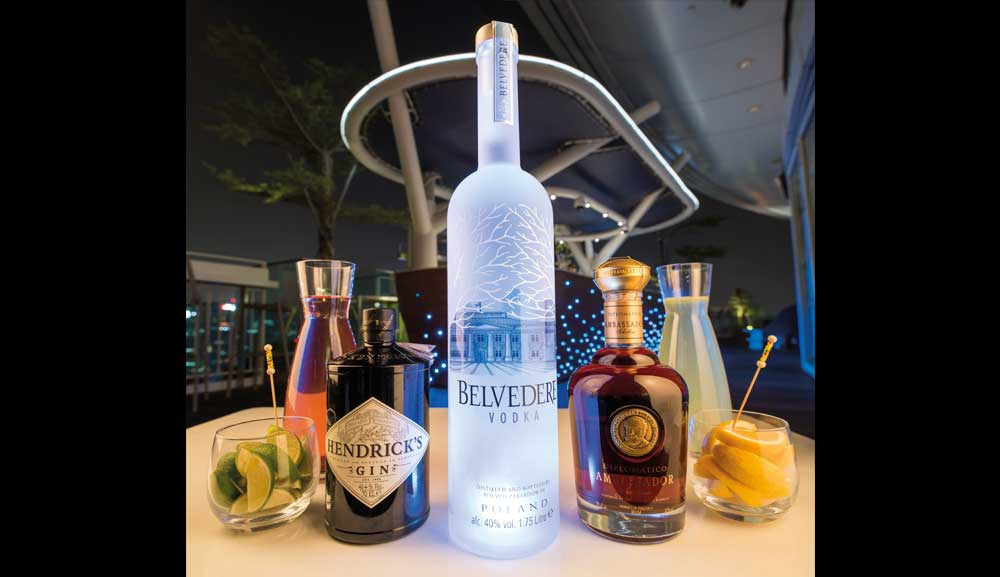 Flight Bar & Lounge - Bottle Service