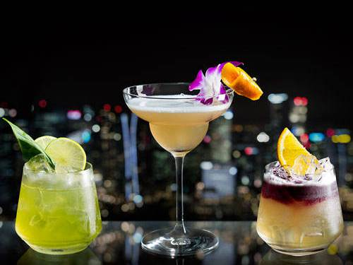 Cocktails by Club55 at Marina Bay Sands