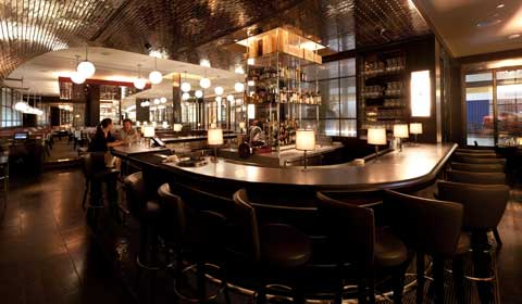 Vintage Bars at Marina Bay Sands
