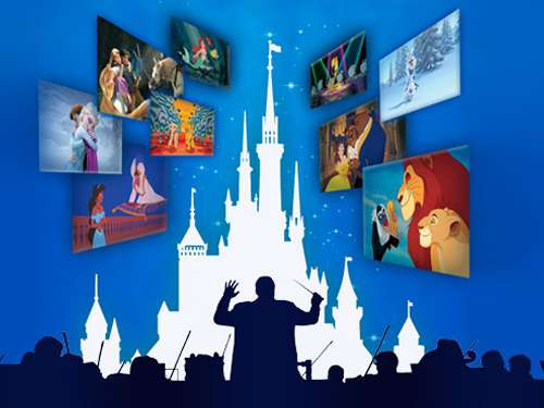 Disney in Concert: A Dream is a Wish - Marina Bay Sands entertainment show