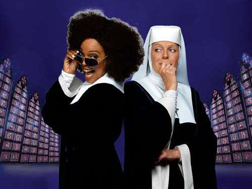 Sister Act - Marina Bay Sands entertainment show