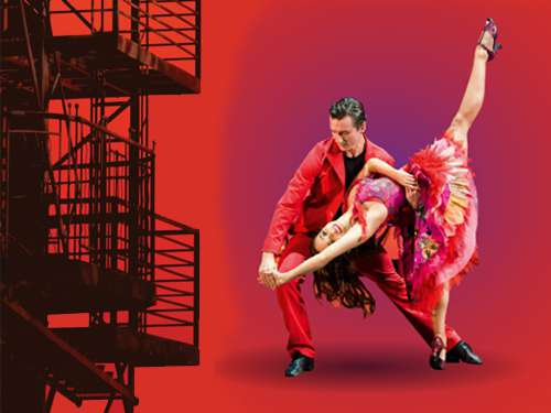 West Side Story at Marina Bay Sands