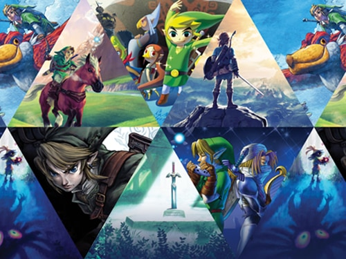 Zelda - Symphony of the Goddesses @ Marina Bay Sands