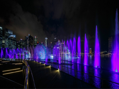 Spectra – A Light and Water Show