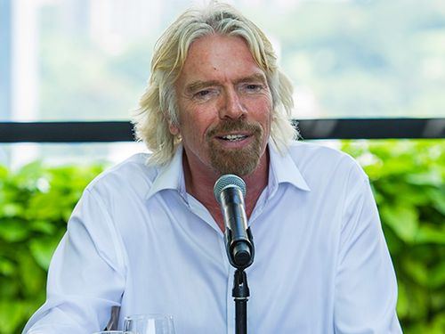 MISSION POSSIBLE – an interview with RICHARD BRANSON