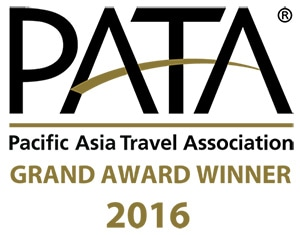 Pacific Asia Travel Association (PATA) Grand Award Winner 2016