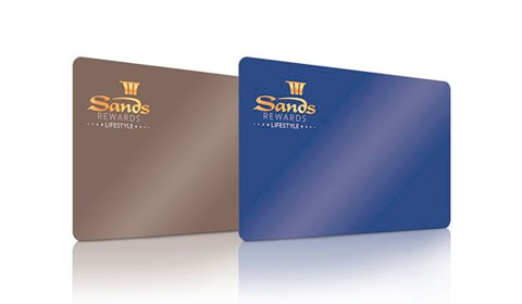 Sands Rewards Lifestyle - Marina Bay Sands