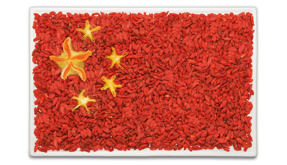 Epicurean Market Food Flag Instagram Contest - China