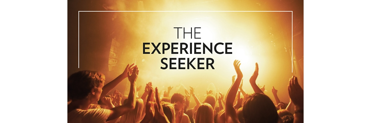 Facebook Personality The Experience Seeker