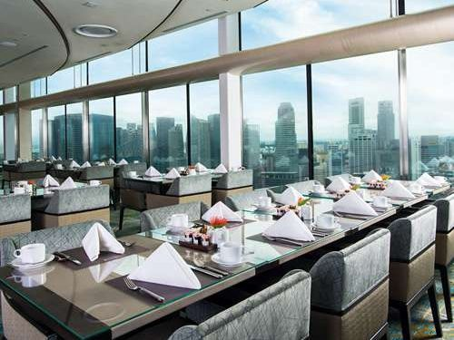 Club55 Lounge at Marina Bay Sands