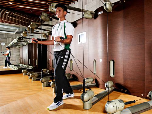 Personal Training at Banyan Tree Fitness Club