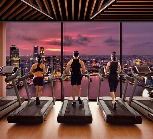 Hotel Amenities in Marina Bay Sands - Spa, Fitness, Club ...