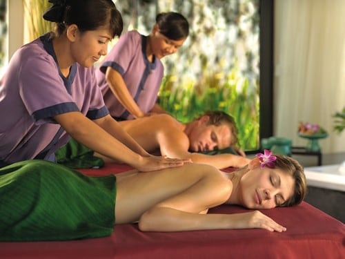 Art of Romance at Banyan Tree Spa