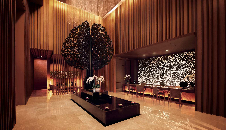 Singapore Luxury Hotel - Marina Bay Sands